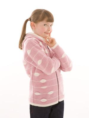Girls Rambling Rose/White Earn