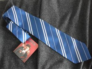 OFFICIAL WARNER BROS. HARRY POTTER RAVENCLAW HOUSE TIE