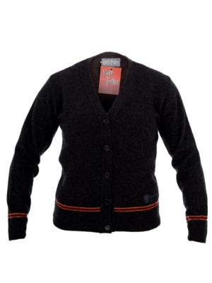 OFFICIAL WARNER BROS. HARRY POTTER GRYFFINDOR CARDIGAN
