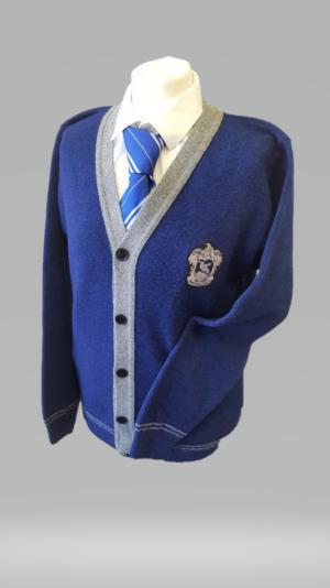 OFFICIAL WARNER BROS. HARRY POTTER RAVENCLAW QUIDDITCH CARDIGAN