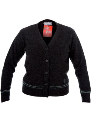 OFFICIAL WARNER BROS. HARRY POTTER SLYTHERIN CARDIGAN
