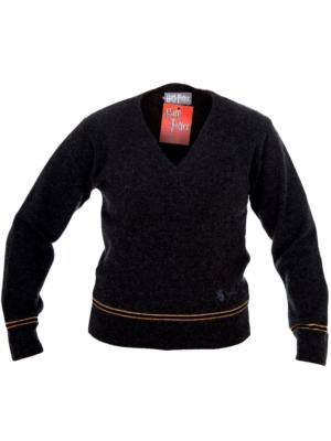 OFFICIAL WARNER BROS. HARRY POTTER HUFFLEPUFF SWEATER