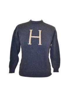 'H' FOR HARRY KNITTED SWEATER