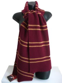 OFFICIAL WARNER BROS. HARRY POTTER GRYFFINDOR SCARF 170g