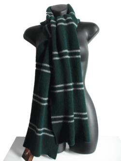 OFFICIAL WARNER BROS. HARRY POTTER SLYTHERIN SCARF 170g