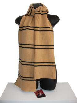 OFFICIAL WARNER BROS. HARRY POTTER HUFFLEPUFF SCARF 170g