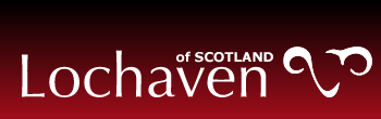 Lochaven of Scotland Logo